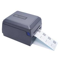 Beeprt 110mm cintas de alta velocidad de transferencia térmica de códigos de barras Impresora de etiquetas Etiquetas para la industria logística express