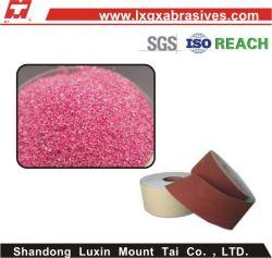 Средних розового цвета алюминия с плавким предохранителем/Химическая/оксида алюминия для абразивов приклеивания