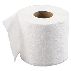 4 plis 180g/rouleau de papier Papier hygiénique d'emballage individuel