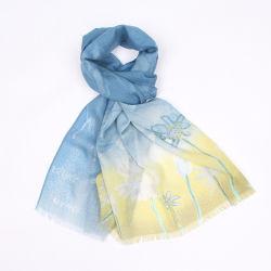 Af:drukken 100% van de Winter van vrouwen Lange Digitale de Sjaal van de Hals van de Wol