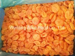 Emballages en vrac de jaune d'Abricots séchés à l'abricot sec