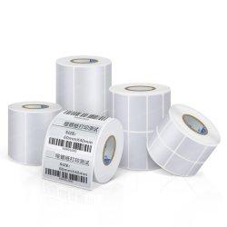 ورق ملصق فارغ طباعة ملصق PVC لاصق محبوبة مطبوع عليه ملصق
