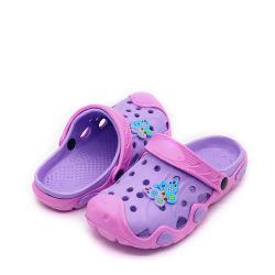 Los niños antideslizante de caucho Holeys Jardín zapatos obstruir