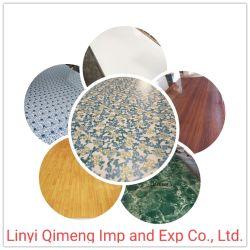 Mur de couleur de polyester de contreplaqué de contreplaqué pour la décoration