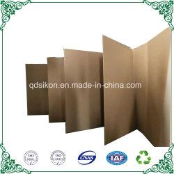De milieuvriendelijke Kraftpapier GolfFanfold van het Vakje van de Verpakking van het Document z-Vouwen van het Karton