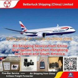 zuverlässige Luftfracht-Batterie von China Flughafen Lateinamerika zum Str.-Lucia (UVF) Hewanorra