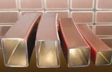 Ferramentas de molde plástico Cw101c Níquel Tubo de cobre berílio