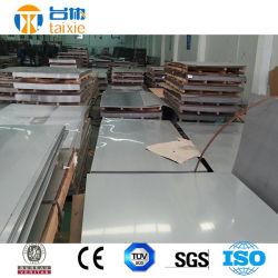 Manufactury 304 316L 201 309 310S 316 lamiera di acciaio inox