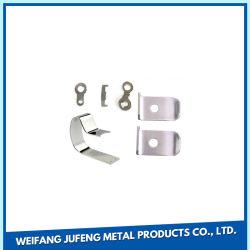 OEMアルミニウムまたはステンレス鋼の冷たい押す部品の榴散弾か帽子または洗濯機