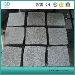 G684 Basalto, basalto negro, para pavimentação de pedra de granito escuro/Cubestone/Pedra Afogarem