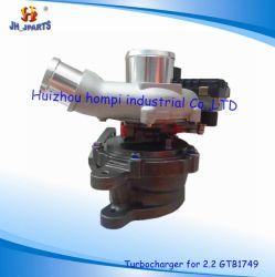 L'actionneur électrique turbocompresseur pour Ford Transit 2.2Tdci Gtb1749VK Bk2q-6K682-ca