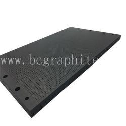 Plaque de graphite bipolaire de haute qualité prix des plaques d'anode de la batterie
