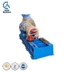 Altpapier, das Maschinen-Pumpen-Masse aufbereitet