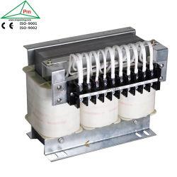 prix d'usine pour l'étape vers le bas / l'étape jusqu'Dyn11 Transformateur de système d'alimentation CA 5kVA-200kVA 690V 440V 380V à 220V 120V 100V 24V 12V