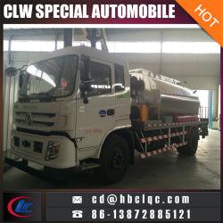 4X2 9t Vrachtwagen van de Verdeler van het Bitumen van de Vrachtwagen van het 10tonAsfalt de Bespuitende