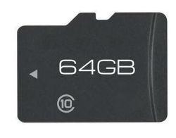 가장 새로운 주문 이동 전화 SD 카드