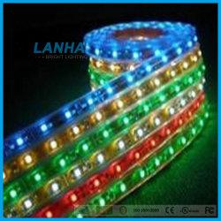 24V 120LED SMD 5050/M ruban à double rangée de lumière RVB Bande LED