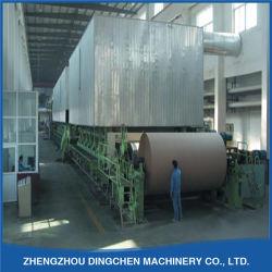 2400mm 30DPT Machine à papier Kraft Carton Ligne de production de papier
