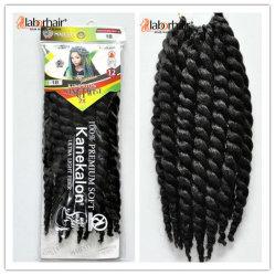 Havana Mambo Twist Crochet Braid 100% Kanekalon Jumbo Braid 합성 모발 연장 Lbh012
