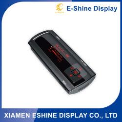 Ecrã OLED de clipe promocional para mini-leitor de MP3