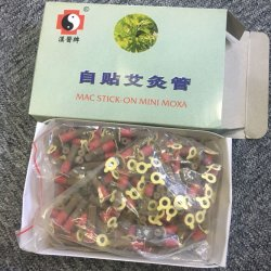 La fumée de marque Mini Moxa Hanyi