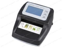 Detector de dinero electrónico Proyecto de Ley de la máquina la comprobación de probador de la moneda DC-680