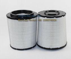 Commerce de gros du filtre à air du moteur et filtre à carburant pour moteur Cummins Power