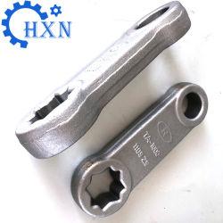 合金鋼鉄アルミニウム真鍮の機械熱い鍛造材の自動車部品のカスタム鍛造材の部品