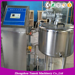 Máquina de pasteurização a esterilização do leite fresco suco de frutas Pasteurizer pasteurizador de leite
