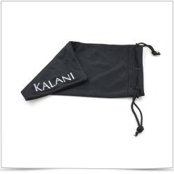 حقيبة هاتف محمول من الألياف الدقيقة ذات طباعة الشاشة الحريرية مخصصة