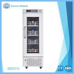 310L одной двери стиле медицинских банк крови холодильник