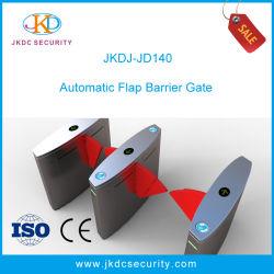 Cancello ottico della barriera della falda dei cancelli girevoli del LED con l'ala Jkdc-Jd140 di vetro organico