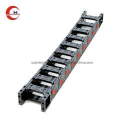 PA66 de materiële Flexibele Keten van de Belemmering van de Kabel voor CNC Machine