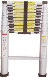 Em linha reta da escada telescópica por EC/EN 131 Aprovado
