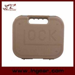 Kit di strumento tattico militare della cassa di pistola della pistola di Glock della custodia in plastica