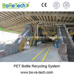 Ligne de recyclage de bouteilles PET (TL3000) Ligne de lavage /Pet