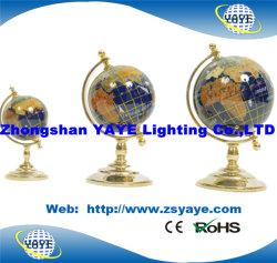 Yaye Dark Blue Color Gemstone Globe / Sapphire Blue World Globe بحجم: 50 مم إلى 330 مم