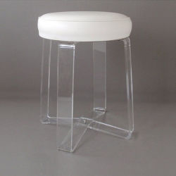Haut de vendre l'acrylique durable Bar Président Tabouret de bar