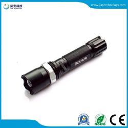 Lampe torche tactique de police de sécurité Q5 5W Lampe torche à LED zoomable en aluminium