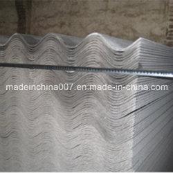 ورقة سقف من الإسمنت المصنوع من الألياف (PVA) غير الأسبستوس