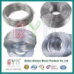 El enlace de hierro negro templado suave material de construcción de alambre Alambre de hierro
