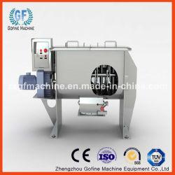 Het Poeder van het Roestvrij staal van Ce, Voer, Chemisch product, Machine van de Mixer van het Lint van het Voedsel de de Spiraalvormige Horizontale/Mixer van de Mixer