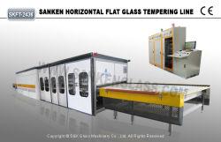 CE конкурентных стекла смягчении или смягчении производственной линии для закаленного стекла