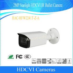 Starlight Hdcvi Dahua 2MP Cámara Bullet IR (HAC-HFW2241T-Z-A/de HAC-HFW2241T-Z-A-DP)