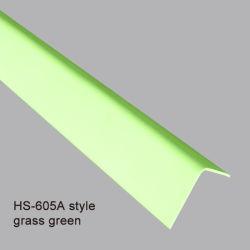 Bande en plastique ignifuge Protection d'angle de bord de porte avec fonction de protection