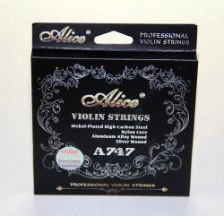 Hoch entwickelte Alice-Violinen-Zeichenkette A747 hergestellt in China