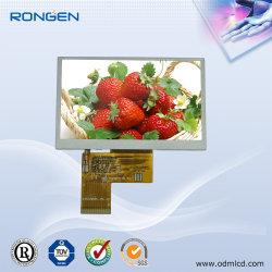 中国のODM LCDの表示4.3のインチLCDスクリーン