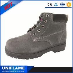 安いモデル低価格PUの上部の安全靴Ufa056