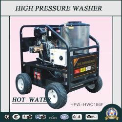 200 bar el deber de la industria del motor diesel de alta presión de agua caliente de la arandela (HPW-HWC186F)
