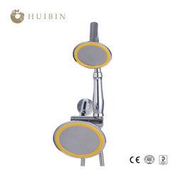 Ultra-Flexible extra long flexible en acier inoxydable ensemble du système de douche de pluie